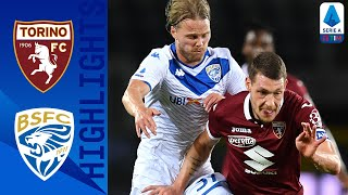 Torino 3-1 Brescia | Belotti and Zaza Net as Torino Record Important Home Win! | Serie A TIM