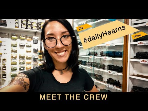 #dailyHearns - #1  Most Famous Melbourne's Hobby Shop 1st Vlog