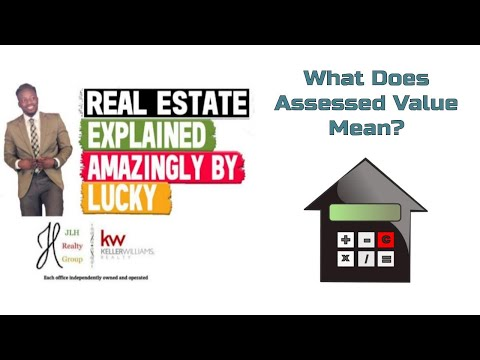 3 Important Facts About Assessed Value || Real Estate Explained #348