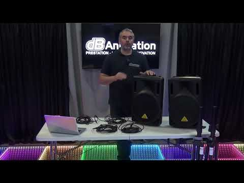 Ensemble Direct PC  dB Animation