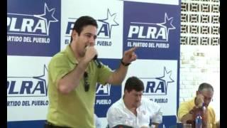 El Partido Liberal Radical Auténtico (PLRA)