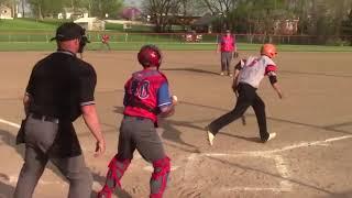 Brashear Baseball vs BMC April 22, 2019
