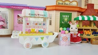 Sylvanian Families Candy Wagon Review