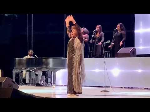 Anita Baker's Farewell Tour— Lady Marmalade Cover
