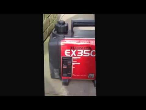 Honda EX350 for sale on eBay