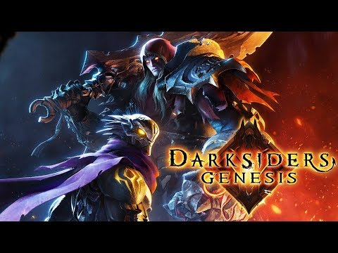 DARKSIDERS GENESIS All