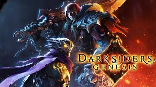 DARKSIDERS GENESIS All Cutscenes (Game Movie) 1080p 60FPS