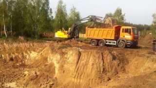 Разработка котлованов, земляные работы(Компания «Укр Транс Груп» выполняет Разработка котлованов любой сложности, земляные работы, планировка..., 2013-08-07T13:34:37.000Z)