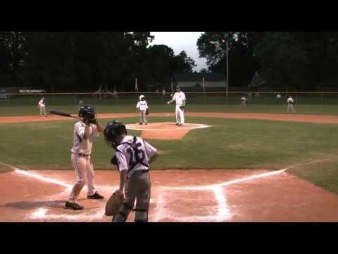 Greenbrier 7/8 All Stars Vs Portland Dixie Youth Baseball State Tournament Game 5