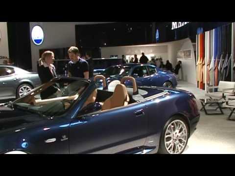 Stockholm Car Fair 2006