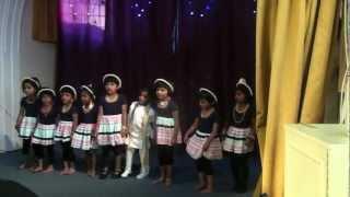 HMA Onam 2012 Kids Dance