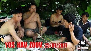 Yos Hav Zoov 2017 - Yos Hav Zoov Nyob Thaib Teb [Noj Laj Nas Thiab Noog Lom Zem Kawg]