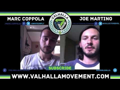 Joe Martino - Collective Evolution || Valhalla Movement Podcast
