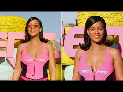 Rihanna at FENTYxPUMAs