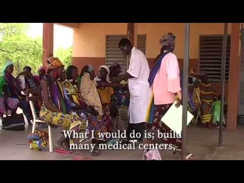 Voices of Midwives: Burkina Faso