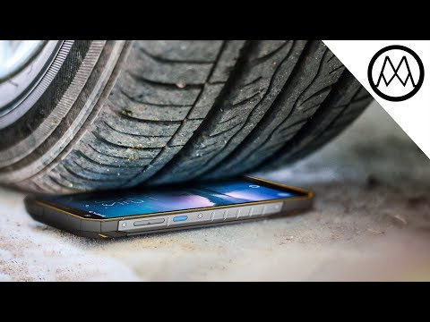 Nomu S50 Pro - I CAN'T BREAK THIS PHONE!
