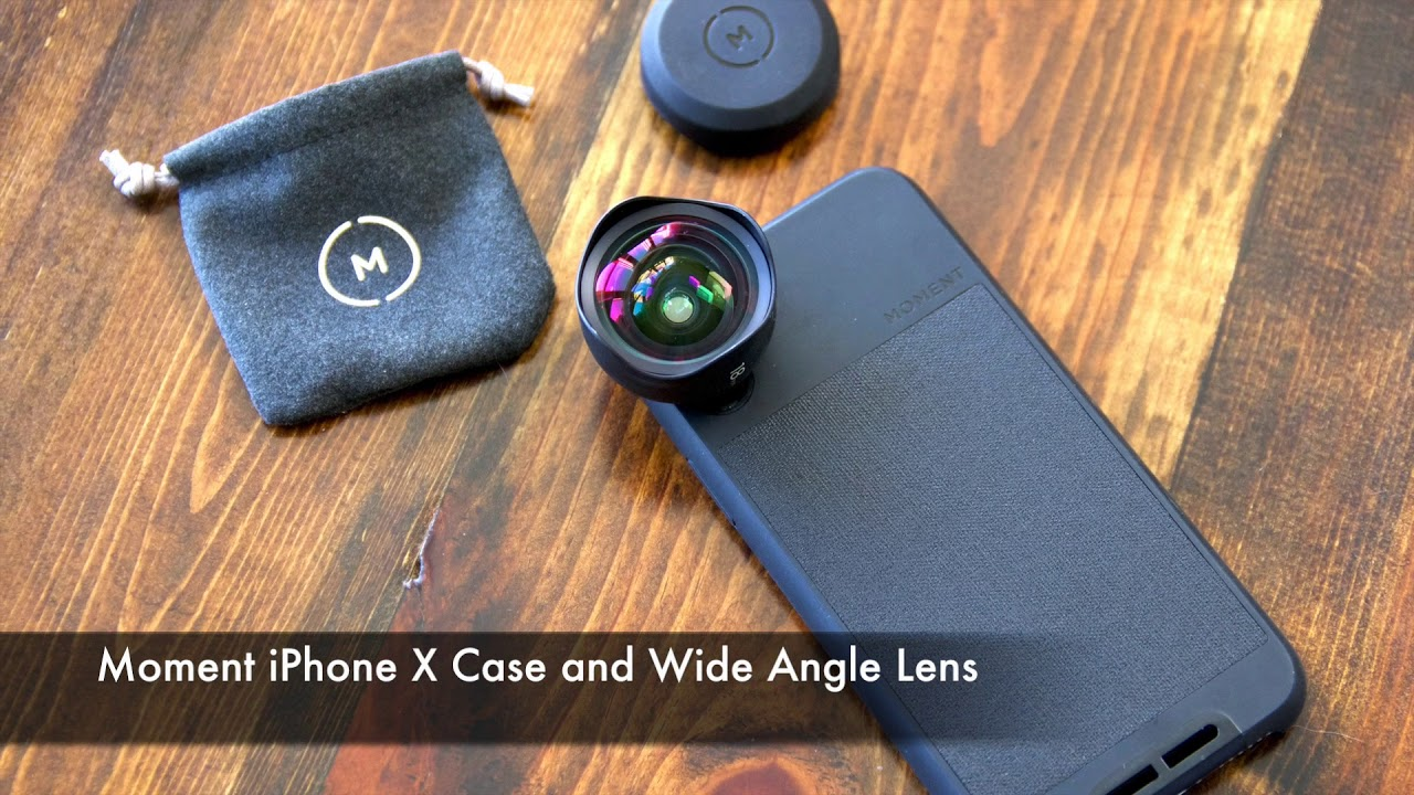 promo code 84269 54d54 Moment Wide Angle Lens Review/Test iPhone X Gunnison, CO