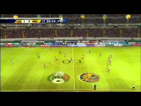 Costa Rica 2-1 México (Fecha 10, Hexagonal CONCACAF)