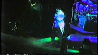 Peter Gabriel   -   11/86   -  The Family and  The Fishing Net   - Rochester War Memorial