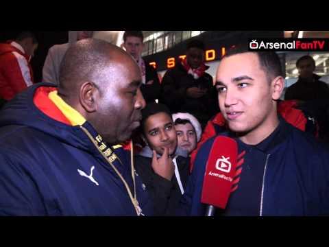Aguero Is A Poor Mans Giroud!!! | Arsenal 2 Man City 1