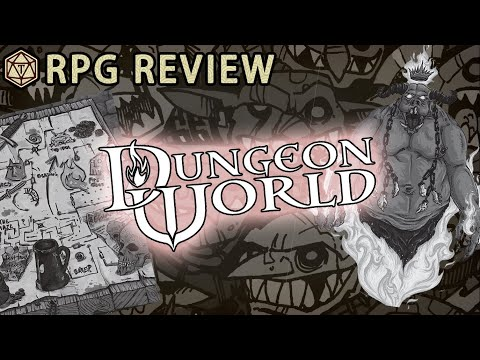 Watch How Dungeon World Makes D&D Look Overly Complicated 🎲🎲 RPG Review & Mechanics