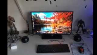 benq bl3201pt 32 4k 3840x2160 uhd 60hz cad professional ips monitor quick unboxing