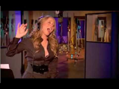 Bye Bye by Mariah Carey LIVE in the studio