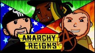 Super Best Friends Brawl - Anarchy Reigns