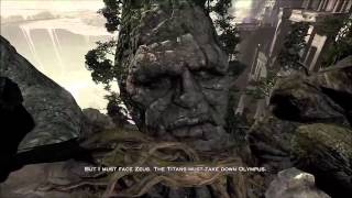 God of War 3 - Gaia HD