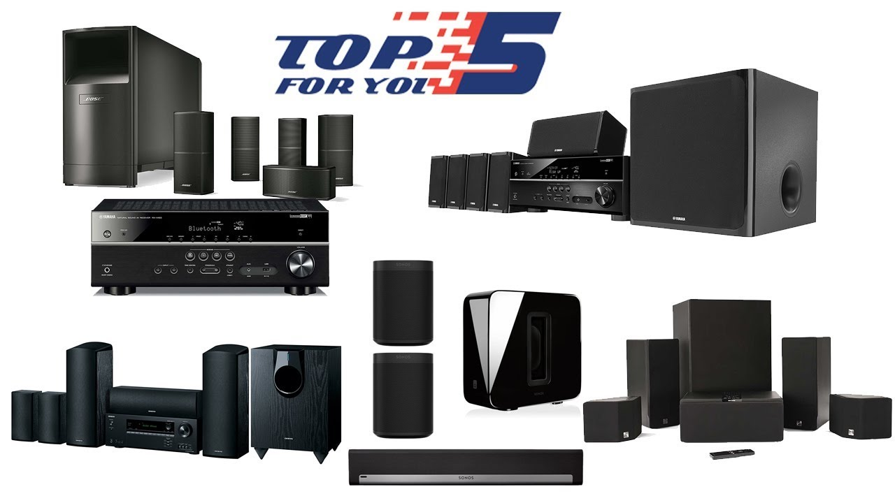 Top 5 Best Home Theater Systems of 2018 - 2019