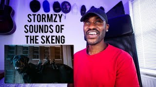 STORMZY - SOUNDS OF THE SKENG [Reaction] | LeeToTheVI