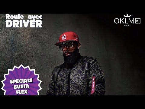 Youtube: Spéciale BUSTA FLEX – #RouleAvecDriver 21/10/18