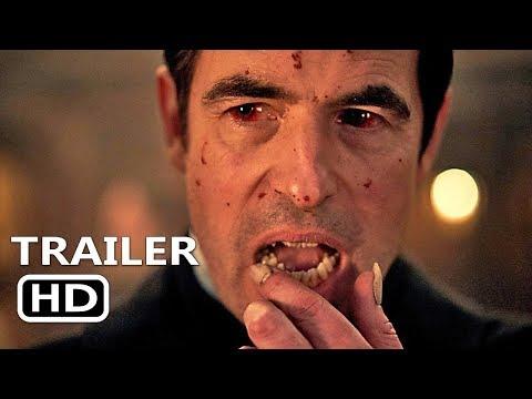 DRACULA Official Teaser Trailer (2019) BBC, Horror Series