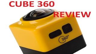 """360 CUBE PANORAMA CAMERA review """"GEARBEST Courtesy"""""""