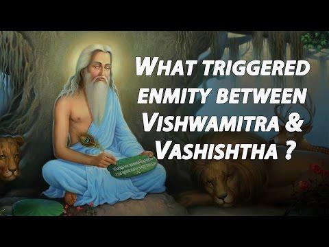 Ramayana - What triggered enmity between Vishwamitra and Vashishtha, by Swami Mukundananda