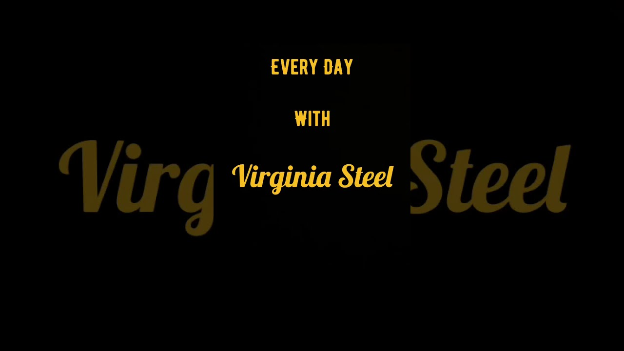 """Everyday"" - Virginia Steel Cover"