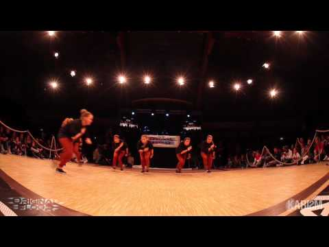 Battle Cergy Original Floor - Best Dance Crew  - Show Version D - Karism