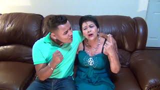 No vuelvas a mi cama- Hugo Cesar  dueto con su Mama