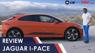 Jaguar I-Pace Electric SUV Detailed Review | NDTV carandbike
