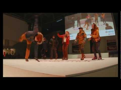 ISPO 2012 Munich - Outdoor & Ski Fashion Show