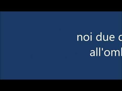 La canzone del sole - Lucio Battisti [Lyrics] FULL HD