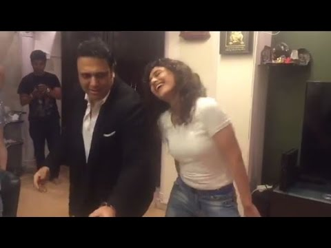Govinda dances with Ragini Khanna, must watch video  Filmibeat