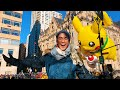 The Coldest Thanksgiving in 117 Years! | Macy's Thanksgiving Day Parade NYC | Nov 2018