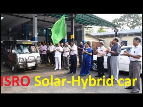5 Facts: ISRO\'s Solar Electric Hybrid Car - Design, working ...