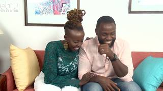 Workplace Romance: John Allan Namu & Sheena Makena's Love Story