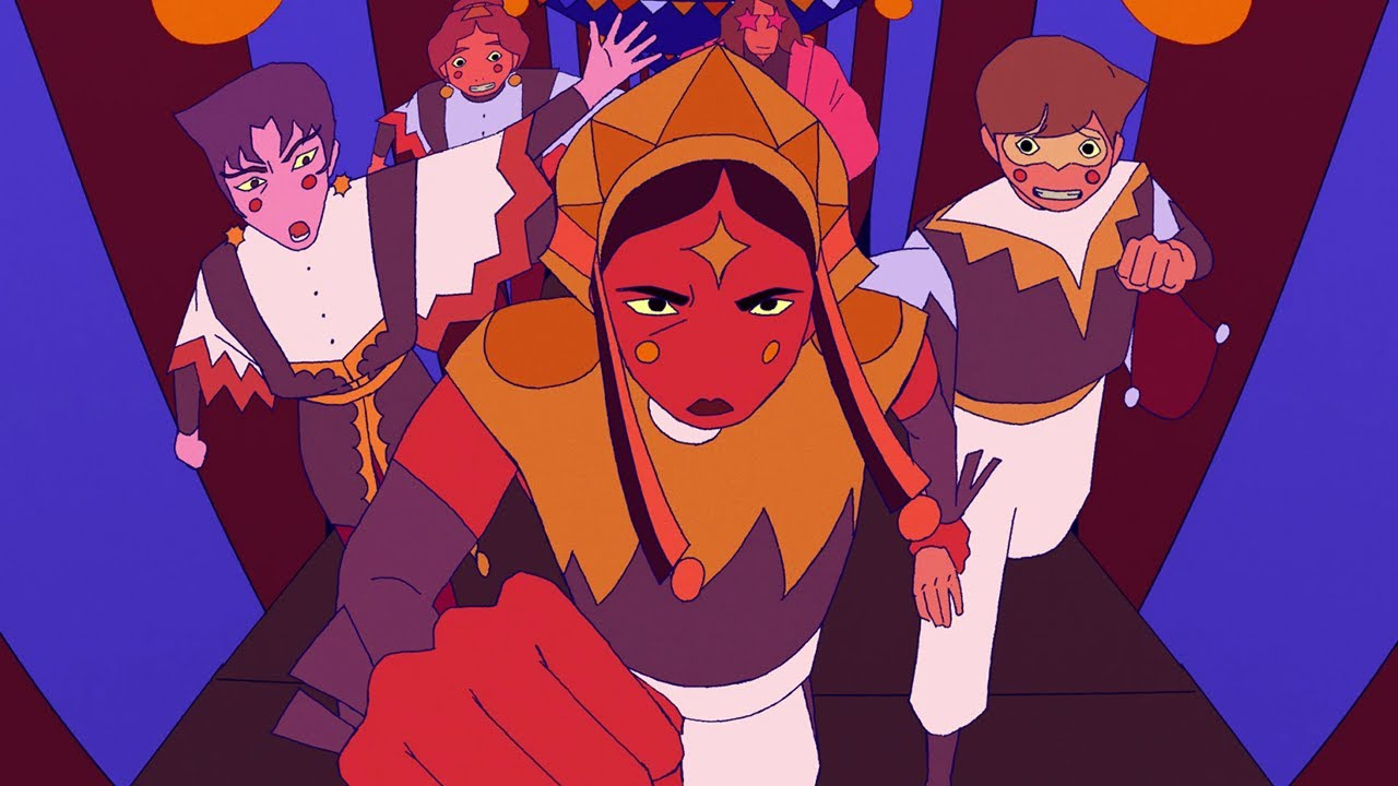 SUNDOWN - Animation Short Film 2020 - GOBELINS