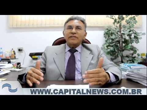 Juiz Odilon de Oliveira deixa mensagem aos leitores do Capital News