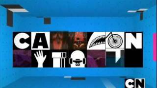 Cartoon Network Turkey - NEW LOOK - 04.04.2011