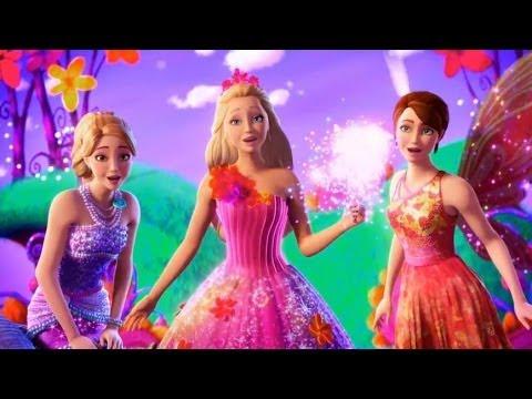 "Movie Trailer ""Barbie and The Secret Door"" 2014 - YouTube"