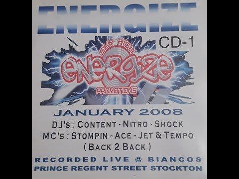 Mc's Jet Stompin Tempo & Ace @ Energize January 2008
